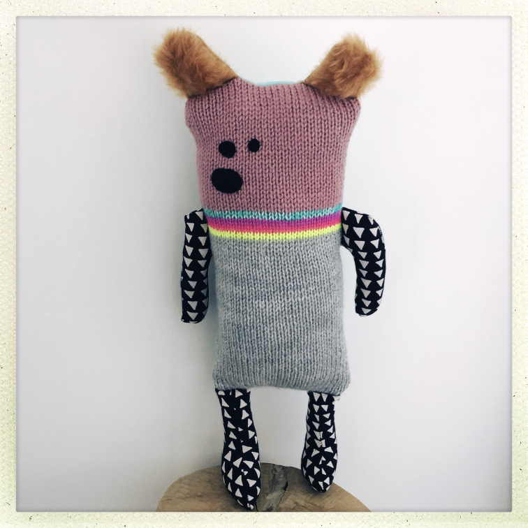 Handmade-handgemaakt-stuffed-animal-Aya