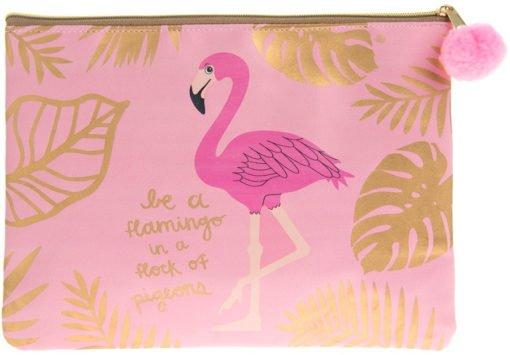flamingo toilettas